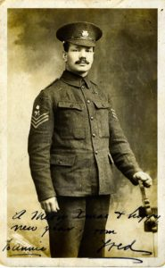 Image of Staff Serjeant Fred Lucas